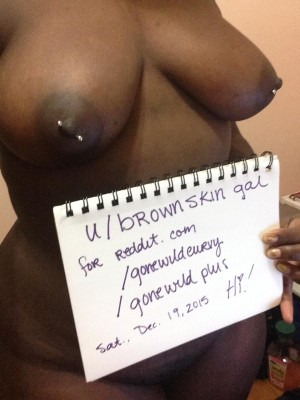 So happy to be veri[f]ied!
