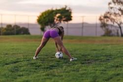 Soccer practice time