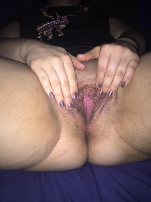 Spread wide (f)or you