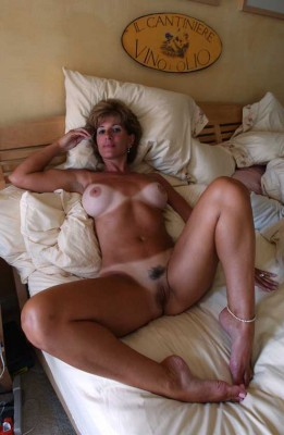 Stunning Milf With Tan-lines