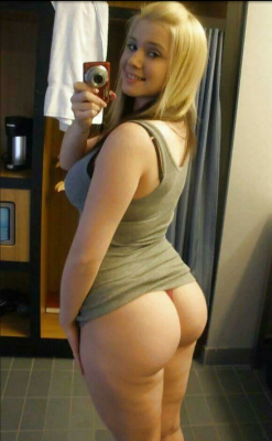 Thick blonde