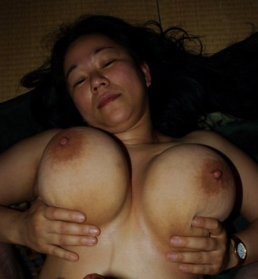 Stacked chinese woman