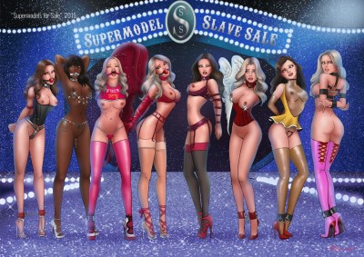 Victoria's Secret Fashion Show: Slave Sale