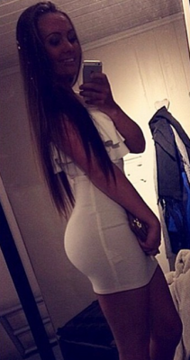 White Dresses are nice dresses