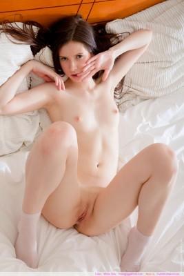 White Skin Lovely girl:
