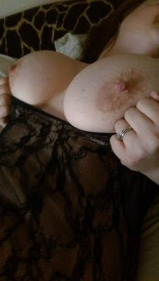 Wife was extra horny today. She let me share for the first time!