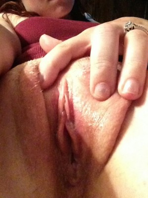 Wife's tight little hole