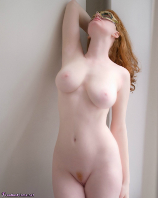 [Xpost /CoverHerFace] Ginger Masked Pale Teen
