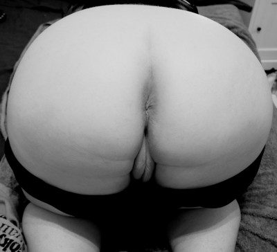 You Asked For More - My Wife's Ass (again)