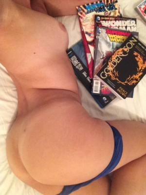 comic books + pawg = ;) (repost from /r/pullingdownthepanties)