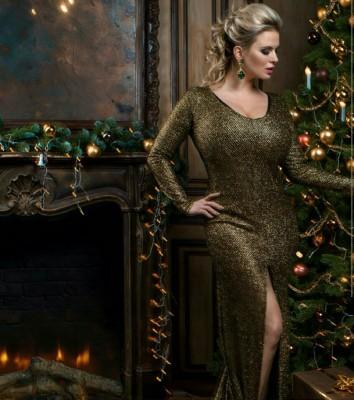 Christmas with Anna Semenovich