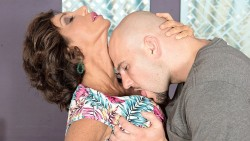 Lyla proves that 46-year-old vulva and bootie can be taut