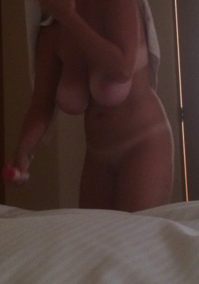 A[f]ter the shower...