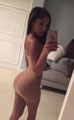 Asian with some serious ass