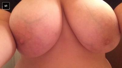 Big Veiny Tits