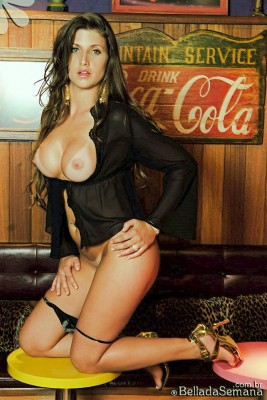 Boobs and a Coke