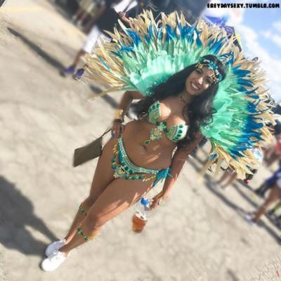 Caribana Girl