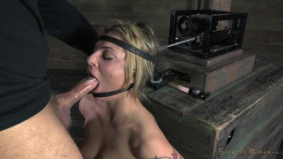 Deepthroat Machine