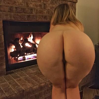 Fireside booty