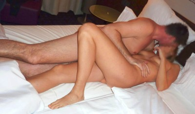 Foreplay with lover: can penetratin be far behind?
