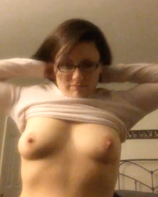 Glasses and titties