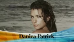 Danica Patrick swimsuit photo shoot