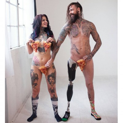 Heidi Lavon and James Ramsey