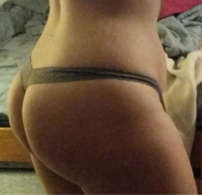 Here's some good morning ass [f]or you all!