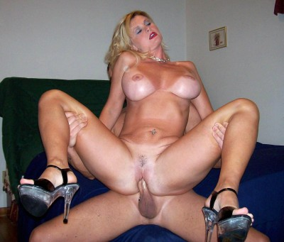 Here's some milf for you
