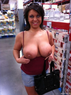 Hot tits - face not so much