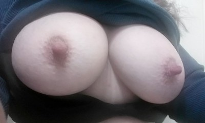 Is it cold in here or just me? {F}
