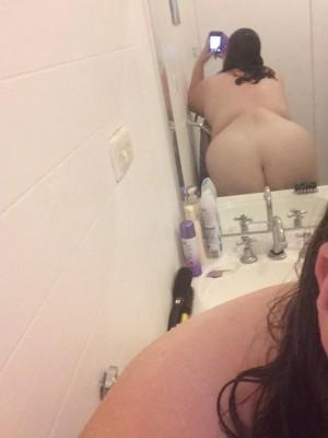 Just my ass