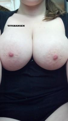 Just my tits