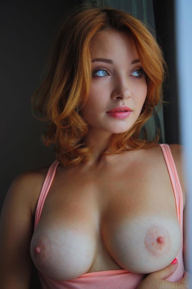 фото голых красивых рыжих девушек
