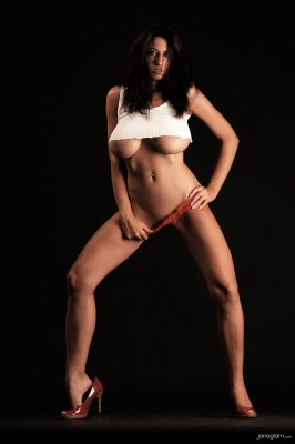 Maria Swan (X-post /r/TheUnderboob)