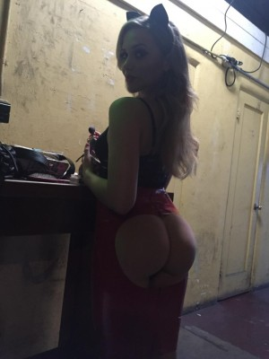 Mia Malkova's butt