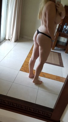 Morning mexico booty. Sadly still very pale. I'm working on that.