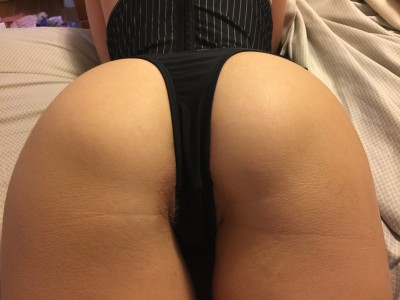 My wife's beautiful ass. First post. Let us know if you want more.