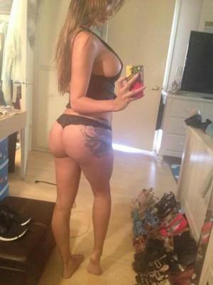 Nice ass + sideboob