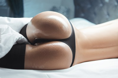 Oiled and ready to go!
