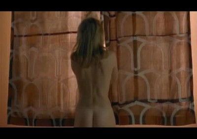 Ludivine Sagnier turns around and delivers the plot