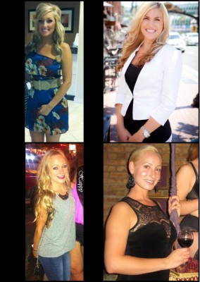Please rank these blondes in order. Each has their own beauty that makes it a tough choice.