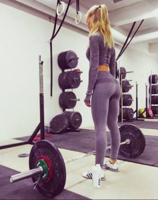 Ready to lift