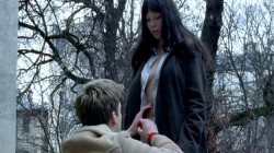 "Léa Seydoux big plot in ""The Beautiful Person"" (2008)."