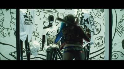Margot Robbie Suicide Squad Trailer Plot
