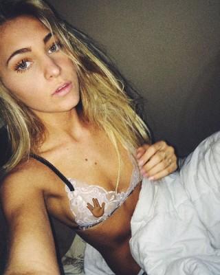 Shocking bra