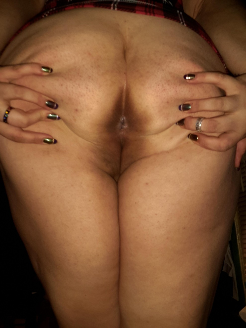 So who's gonna [F]uck me in the asshole?