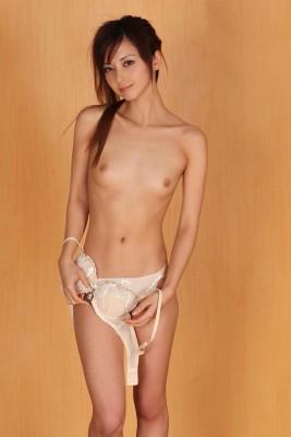 Stunning exotic girl