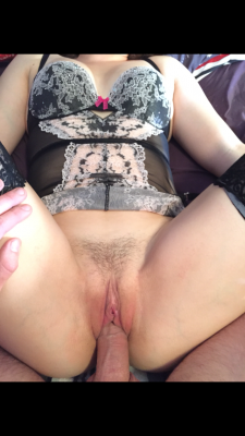 Taking his cock like a good girl [MF]