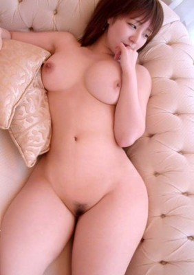 Thick Asian girl